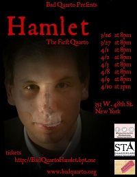 Hamlet: The First Quarto